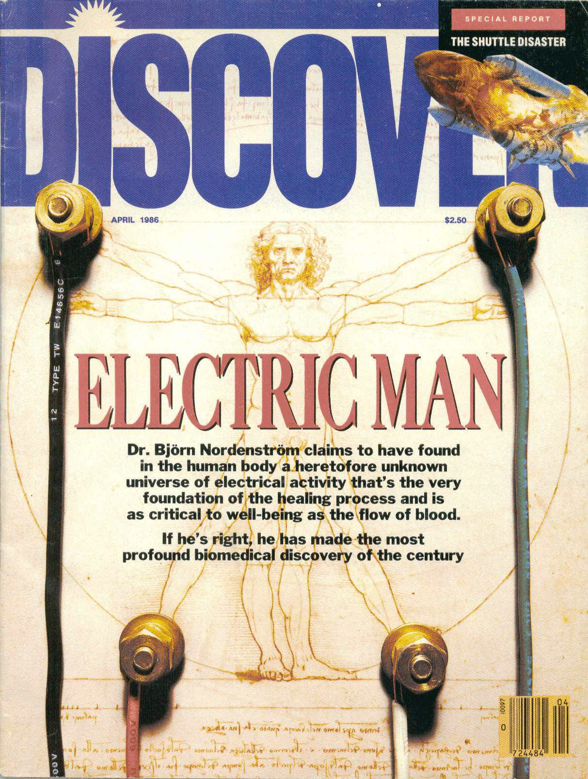 Discover - Electric Man